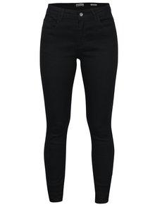 Černé džíny  s nízkým pasem Haily´s Sarah