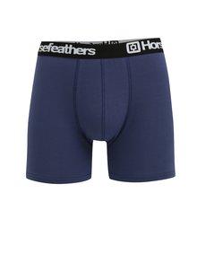 Modré pánské boxerky Horsefeathers Dynasty