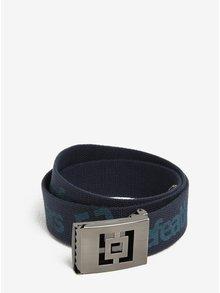 Tmavě modrý pánský pásek Horsefeathers Icon