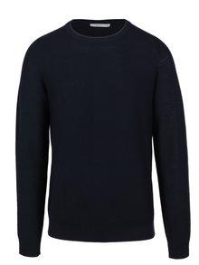 Tmavě modrý svetr Jack & Jones Melvin
