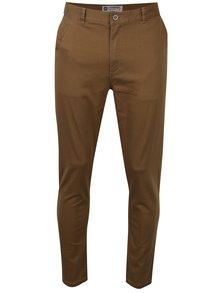 Pantaloni kaki chino pentru bărbați Horsefeathers Beeman