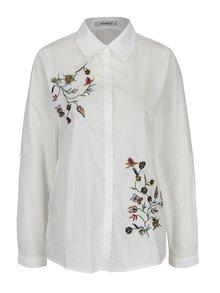 Krémová košile s výšivkou Haily´s Paula