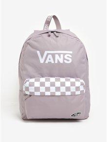 Růžový dámský batoh s potiskem VANS Sporty Realm 22 l