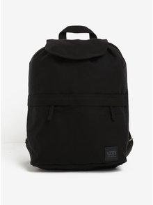 Černý unisex batoh s klopou VANS Lakeside 15l