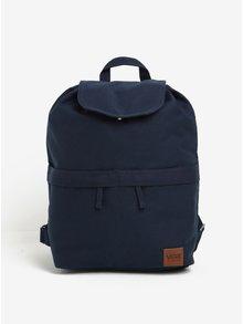 Tmavě modrý unisex batoh s klopou VANS Lakeside 15l