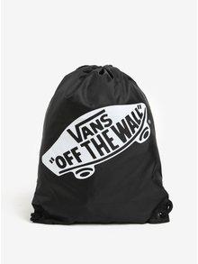 Rucsac unisex negru cu logo - VANS Benched Onyx