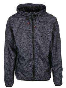 Jachetă gri cu model geometric Blend