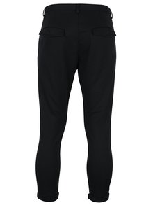Pantaloni negri Casual Friday by Blend
