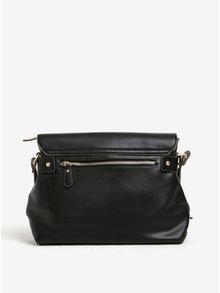 Čierna kabelka na rameno LYDC
