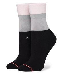 Șosete negre & gri pentru femei - Stance Cara