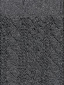 Tmavě šedá pouzdrová sukně Jacqueline de Yong Zadie