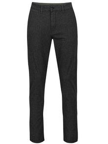 Pantaloni gri chino slim fit Jack & Jones Marco