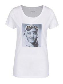 Bílé dámské tričko ZOOT Original Kaleidoskop