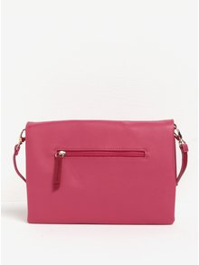 Geantă roz crossbody pliabila Paul's Boutique Effy