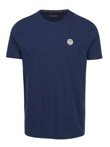 Modré pánské triko Tommy Hilfiger Pando