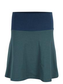 Modro-zelená sukně Tranquillo Manon