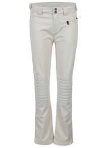 Krémové dámské softshellové voděodolné kalhoty LOAP Lamila