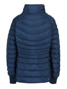 Tmavě modrá dámská voděodolná bunda s prošíváním LOAP Izala