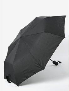 Černý pánský skládací vystřelovací deštník RAINY SEASONS Executive