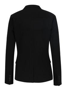 Čierne sako s vreckami ONLY  Nicole