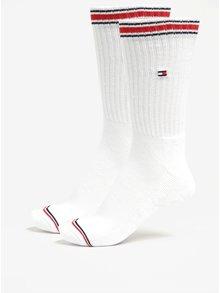 Sada dvou párů pánských bílých ponožek Tommy Hilfiger