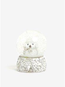 Biele snežítko so sovou Dakls