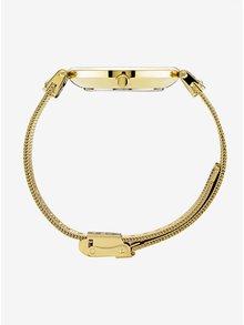 Ceas auriu cu curea din otel inoxidabil pentru femei - MOCKBERG Livia