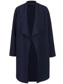 Tmavě modrý lehký kabát Dorothy Perkins