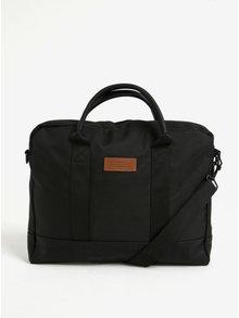Černá pánská taška na notebook Makia Brief
