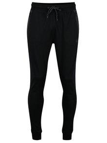 Černé sportovní tepláky s kapsami na zip Blend