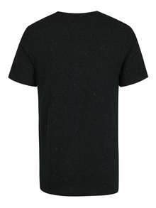 Tricou negru cu logo Casual Friday by Blend