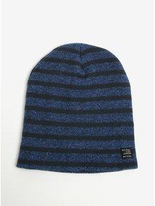 Zeleno-modrá pruhovaná čepice Blend