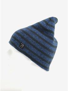 Zeleno-modrá pruhovaná čiapka Blend