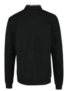 Čierna pánska mikina na zips Casual Friday by Blend