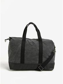 Tmavě šedá taška s odnímatelným popruhem Blend