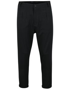 Pantaloni slim fit negri Casual Friday by Blend