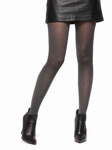 Sivé pančuchové nohavice Oroblu Colette
