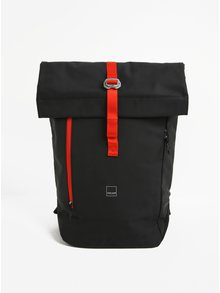 "Rucsac negru pentru laptop 16"" Acme Made North Point Large Roll-top Backpack"