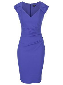 Modré pouzdrové šaty Scarlett B