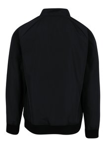 Čierna bunda s vreckami Burton Menswear London