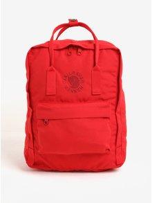 Červený batoh Fjällräven Re-Kånken 16 l