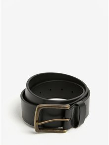 Čierny opasok Burton Menswear London
