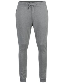 Pantaloni sport gri deschis melanj ONLY & SONS Fiske