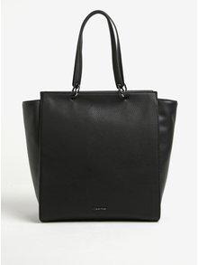 Černý shopper s vnitřním pouzdrem Calvin Klein Jeans Nicky