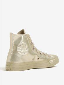 Dámské kotníkové tenisky ve zlaté barvě Converse Chuck Taylor All Star