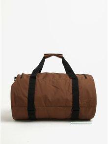 Hnědá cestovní taška VANS Grind