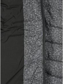 Vesta matlasata gri melanj rezistenta la apa Quiksilver