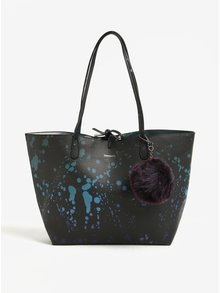 Geanta reversibila shopper/crossbody 2 in 1  Desigual Capri Split