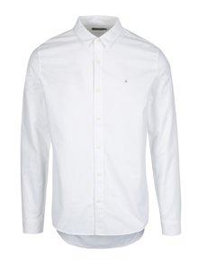 Bílá pánská slim fit košile Calvin Klein Jeans Wilbens