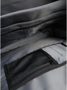 Rucsac negru cu buzunar impermeabil Quiksilver 25l